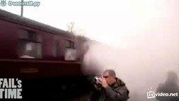 Смотреть Несказанное везение с поездом