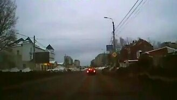 Фееричный прыжок авто смотреть видео прикол - 0:22