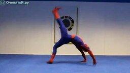 Настоящий человек-паук? смотреть видео - 2:50