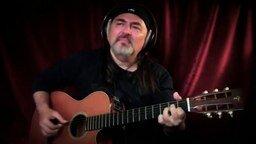 Смотреть Живописная гитара