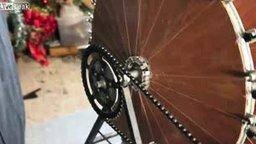 Смотреть Музыкальный велосипед