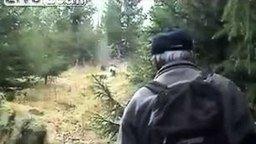 На ловца прибежал зверь смотреть видео прикол - 0:52