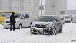 Аномальный снегопад, или мы прорвёмся! смотреть видео прикол - 3:31