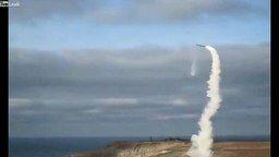 Пробный запуск ракеты смотреть видео - 0:55
