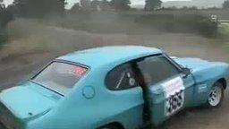 Вежливый и тактичный гонщик смотреть видео прикол - 0:25
