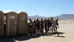 Смотреть Нелёгкая работа спецназа США
