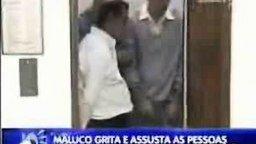 Шок в лифте