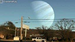 Смотреть Если бы на месте Луны была другая планета