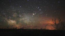 Смотреть Млечный путь - озарение
