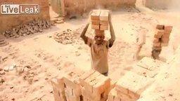 Смотреть Стройка в Бангладеше