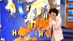 Погода сегодня на ТВ смотреть видео прикол - 0:58