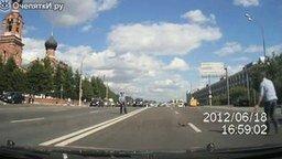 Смотреть Добрые поступки на дорогах