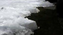 Смотреть Атака ледяной лавины