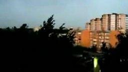 Смотреть Гроза и шаровая молния