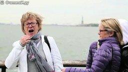 Смотреть Самый смешной розыгрыш с зеванием