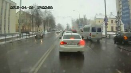 Солидарность на дороге смотреть видео прикол - 4:07
