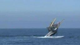 Самый странный корабль в мире смотреть видео - 1:42