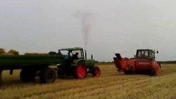 Продуманное сельское хозяйство смотреть видео прикол - 0:41
