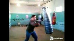 Скоростной боксёр