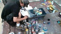 Смотреть Мастер уличного художества