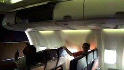 Смотреть Разыграли стюардессу