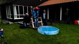 Смотреть Самый опасный трюк из Норвегии
