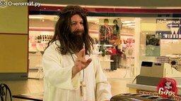 Лучшие розыгрыши с участием Иисуса Христа смотреть видео прикол - 7:46