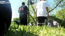 Смотреть Чистоплюи-баскетболисты
