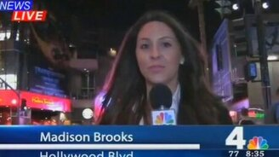 Смотреть Приколы с репортёрами в прямом эфире