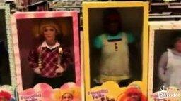 Кукольный розыгрыш смотреть видео прикол - 1:32