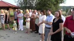 Зажигательный свидетель на свадьбе смотреть видео - 1:48