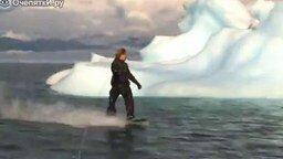 Вейкбординг на Аляске смотреть видео прикол - 2:49