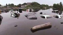 Смотреть Клип о наводнении в Амурской области