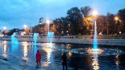 Музыкальный фонтан в Екатеринбурге смотреть видео - 3:51