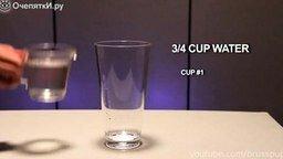 Неожиданная химическая реакция смотреть видео - 2:01