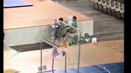 Запретное в спортивной гимнастике смотреть видео - 2:02