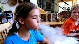 Смотреть Жидкий азот и взбитые сливки