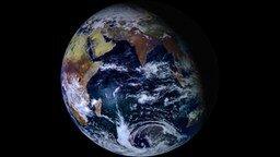 Смотреть Земля из космоса
