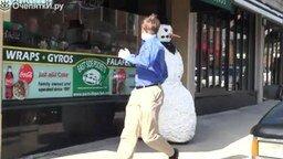 Смотреть Новые страшилки от снеговика