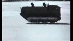 Советский мощный вездеход смотреть видео - 1:16