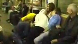 Прикол в метро смотреть видео прикол - 1:45