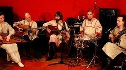 Смотреть Настоящая русская музыкальная группа