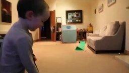 Смотреть Маленький чемпион по гольфу