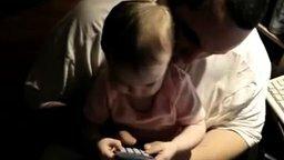 Первое слово ребёнка смотреть видео прикол - 0:28