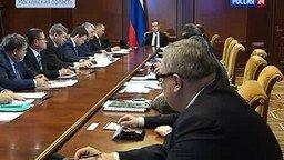 Смотреть Медведев поругался