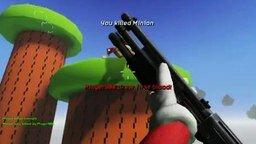А Марио-то подрос! смотреть видео прикол - 2:18