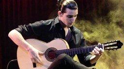 Настоящая испанская гитара смотреть видео - 4:33