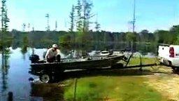 Смотреть Неудачи на рыбалке