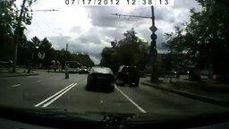 Настоящий мужчина на дороге смотреть видео прикол - 0:58