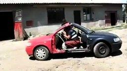 Смотреть Автомобиль без зада